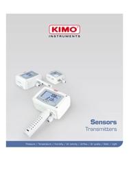 Sensores transmisores